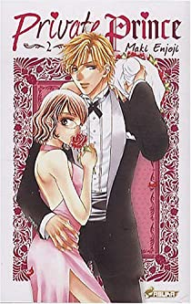 Private Prince, tome 2  par Enjoji