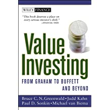 Value Investing: From Graham to Buffett and Beyond (Wiley Finance)
