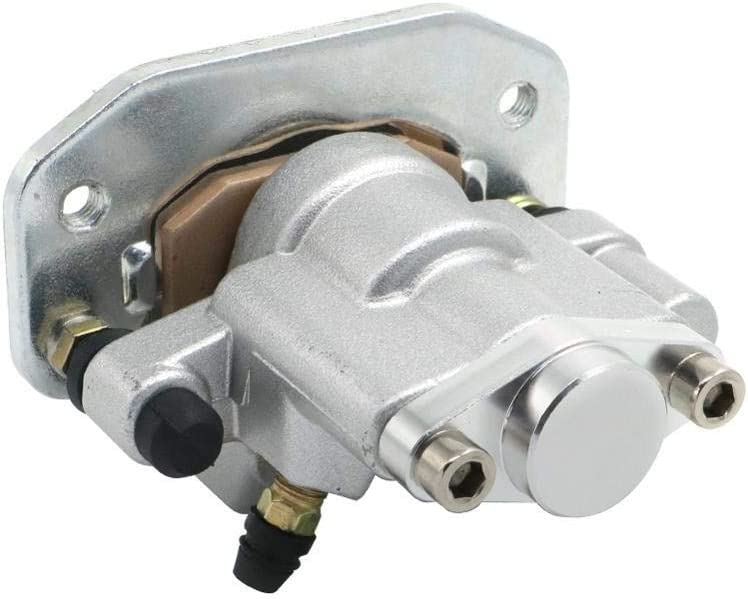 XinQuan Wang Rear Brake Caliper with Pads for Y-a-m-a-h-a Raptor 700 700R YFM700 2006-2011 2012 Metal Assembly Calipers