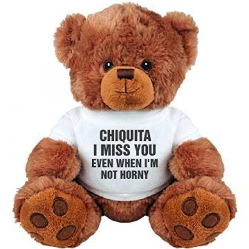 chiquita-i-miss-you-even-when-im-not-horny-medium-plush-teddy-bear