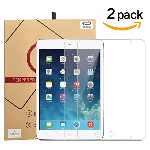 Tempered Glass Screen Protector for Apple iPad Air 2 (Clear) - 7