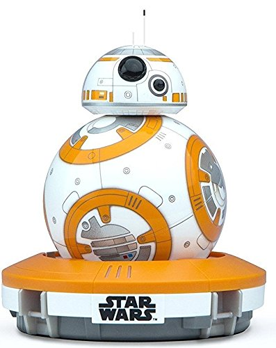 Sphero Star Wars Bb 8 App Controlled Robot  Certified Refurbished