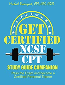 Amazon get certified ncsf cpt pass the exam and become a get certified ncsf cpt pass the exam and become a certified personal trainer fandeluxe Gallery