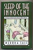 Sleep of the Innocent, Medora Sale, 0684193051