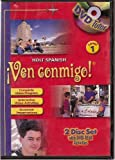 ¡Ven conmigo!: DVD Tutor Level 1