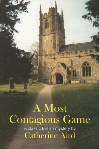 A Most Contagious Game (Rue Morgue Classic British Mysteries)