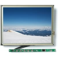 Lilliput 8 4:3 SKD Open Frame Touch Screen VGA Monitor