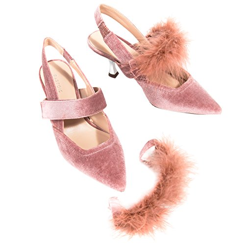 Parfois Zapatos Removable Detail | Online Exclusive - Mujeres Nude