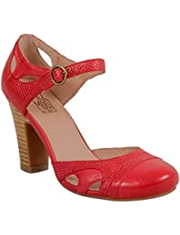 Amazon.com: Red - Shoes / Women: Clothing, Shoes & Jewelry