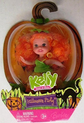 2006 Target Exclusive Kelly Halloween Party Doll by Barbie -