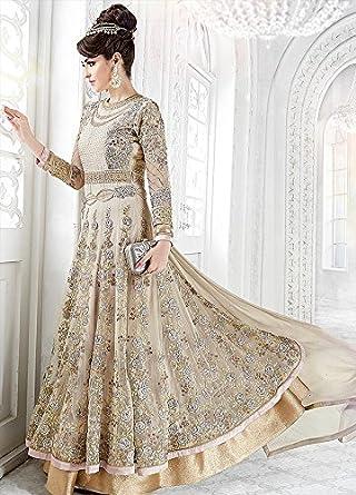 Delisa Readymade Bollywood Indian//Pakistani Anarkali Suit VF