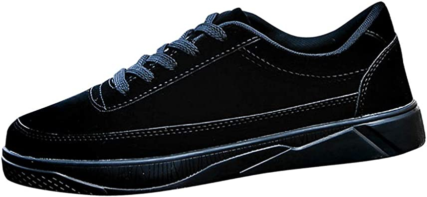 Boys Skateboarding Shoes Trainers Flat