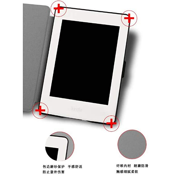 WENYYBF Funda Kindle For Cubierta De Ebook Kindle ...