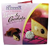 Bauli La Colomba Panna & Cioccolato Italian Easter Cake Cream and Chocolate Filled 26.5 Oz.