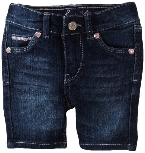 Levi's Baby Girls' Sweetie Bermuda Short