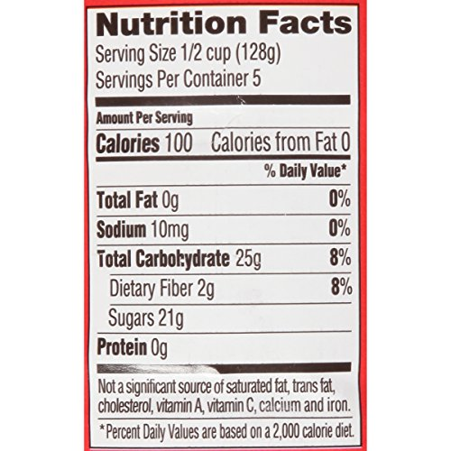 Musselman's Chunky Apple Sauce Plastic Jars, 24 Ounce (Pack of 12) by Musselmans (Image #5)