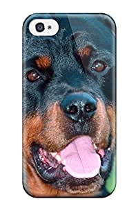 New Shockproof Protection Case Cover For Iphone 4/4s/ Rottweiler Dog Case Cover 7740128K93058156