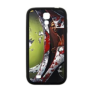 Cool painting Bloody horn special man Cell Phone Case for Samsung Galaxy S4