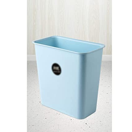 Amazon.com: ASJHK Trash Can Home Large Kitchen Trash Can Can ...