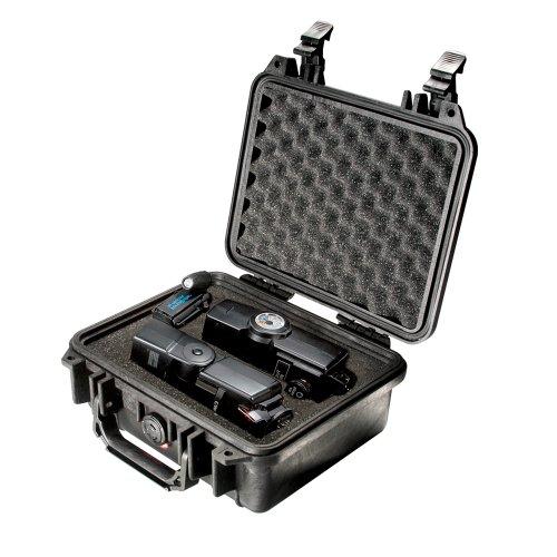 PLO1200110 - Pelican 1200 - Pelican Black 1200 Case