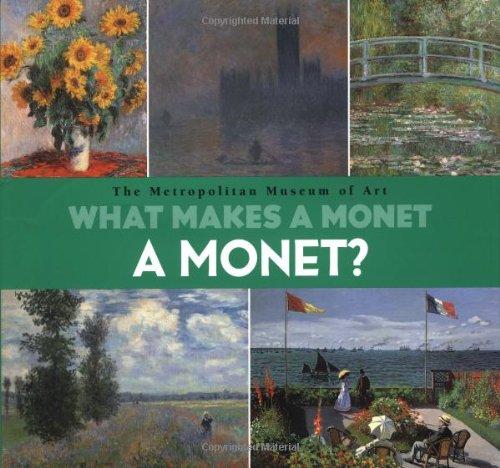 Download What Makes A Monet A Monet? pdf epub