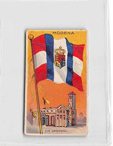 Modena 1909 Sweet Caporal Little Cigars Flags of All Nations (FAIR) light - Cigars Little Light