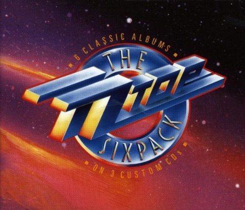 The ZZ Top Six Pack by ZZ Top