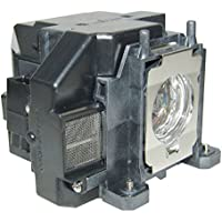 SpArc Bronze Epson ELPLP67 Projector Replacement Lamp with Housing