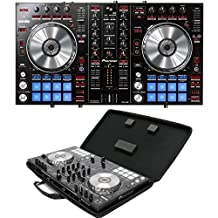Pioneer Pro DJ DDJ-SR DJ Controller with Magma CTRL Portable Case