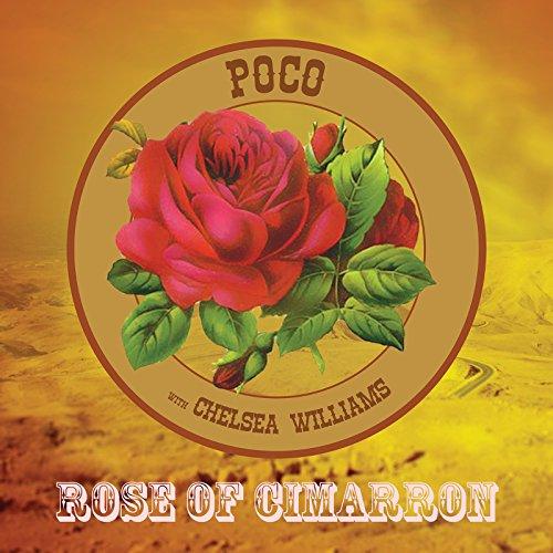 Rose of Cimarron - Chelsea Rose