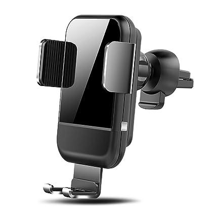 HMHD Cargador Inalambrico Coche, Carga Rapida Smartphone ...