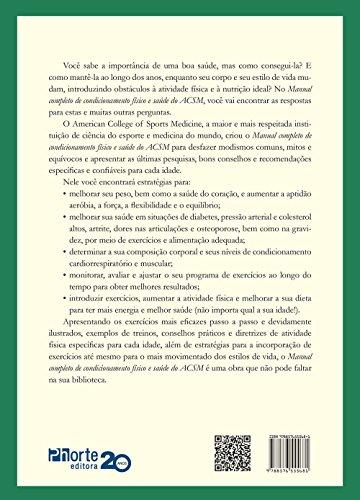 Manual Completo de Condicionamento Físico e Saúde