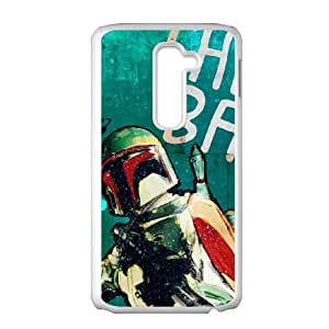 LG G2 Cell Phone Case White The Good, The Bad & The Ugly Star Wars VIU054664