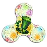 Toys Go Lucky Day Colorful Stress Reducing Spinner Fidget Toy Hand Toys Hand Play Toy Games Hand Fidget Toy Tri-Spinner Fidget Toy