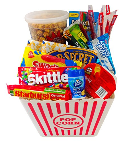 5th Avenue Gourmet The Movie Snack Popcorn Bucket