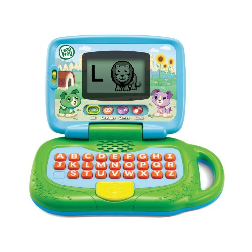 LeapFrog My Own Leaptop, Green