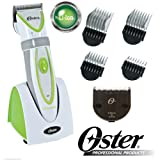 Oster Juice Lithium Ion Professional Dog Pet Grooming System Clipper #78670-375 Cord/Cordless by Oster