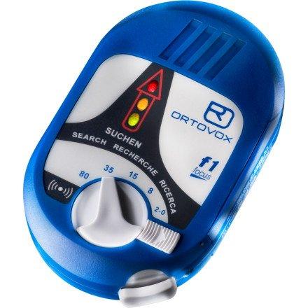 Ortovox F1 Focus Transceiver - Blue/Silver