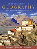 img - for Introduction to Geography: People, Places, and Environment (5th Edition) book / textbook / text book