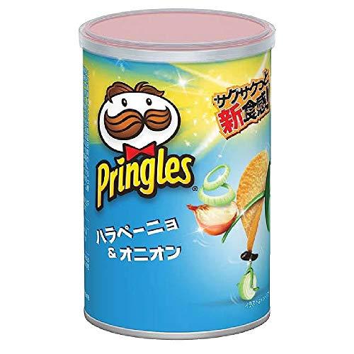 Morinaga Pringles jalapeno & onion C 53g ~ 12 this [Parallel import] (Onion Jalapeno)