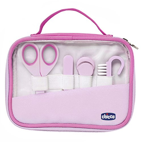 Chicco  Set de Cuidado personal para Bebe, Niña, Rosa