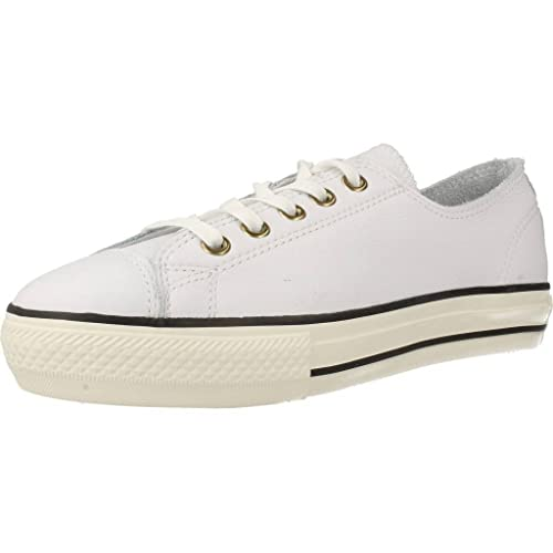 34393a342ed1 Converse Women s High Lane Lace-Up Sneakers White 5.5 UK  Buy Online at Low  Prices in India - Amazon.in