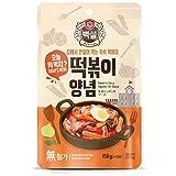 Korea Food Beksul Seasoning Tteokbokki Seasoning Sweet and Spicy 150g * 2ea