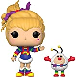 Funko Pop Animation Rainbow Brite and Twink Collectible Figure, Multicolor