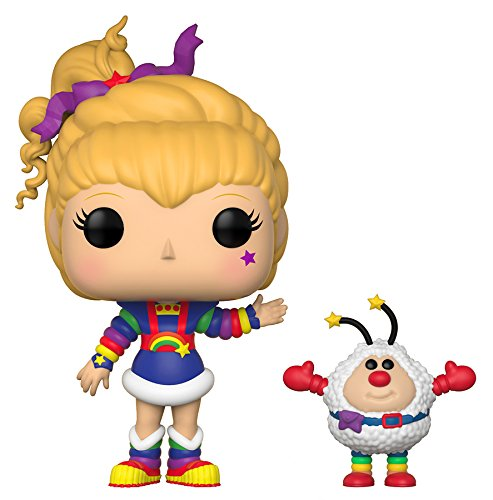 Funko Pop Animation Rainbow Brite and Twink Collectible Figure, Multicolor
