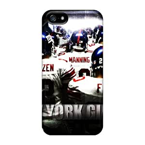 Iphone 5/5s Oiq18372RJcL Provide Private Custom Vivid New York Giants Series Shock-Absorbing Hard Phone Cover -JasonPelletier hjbrhga1544