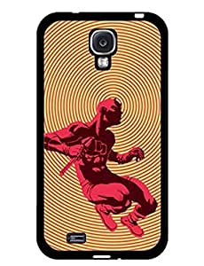 Daredevil Graphic Classic Theme Comic Samsung Galaxy S4 Snap On Case (I9500) yiuning's case