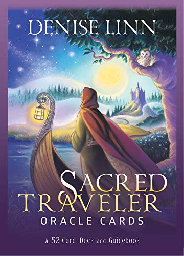 (Sacred Traveler Oracle Cards: A 52-Card Deck and Guidebook)