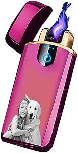 Amazon.com: Custom Photo Lighter, Personalized USB ...