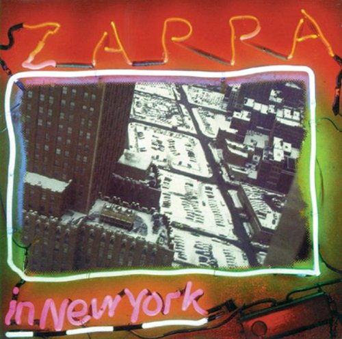 Zappa in New York by Zappa Records
